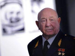 Леонов Алексей Архипович 30.05.1934-11.10.2019