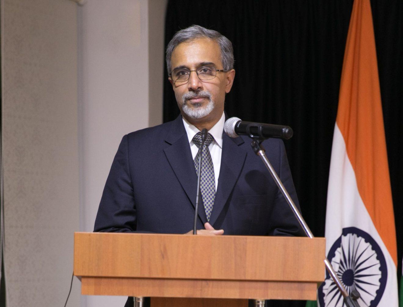 Посол Индии в России Бала Венкатеш Варма
