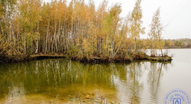 """Озеро """"Святое"""" в Косино. Фото @Мираслава Крылова"""