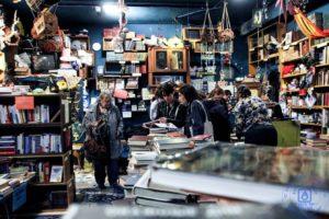 Ницшебродник: Раздача книг и вещей в кладовой тишины