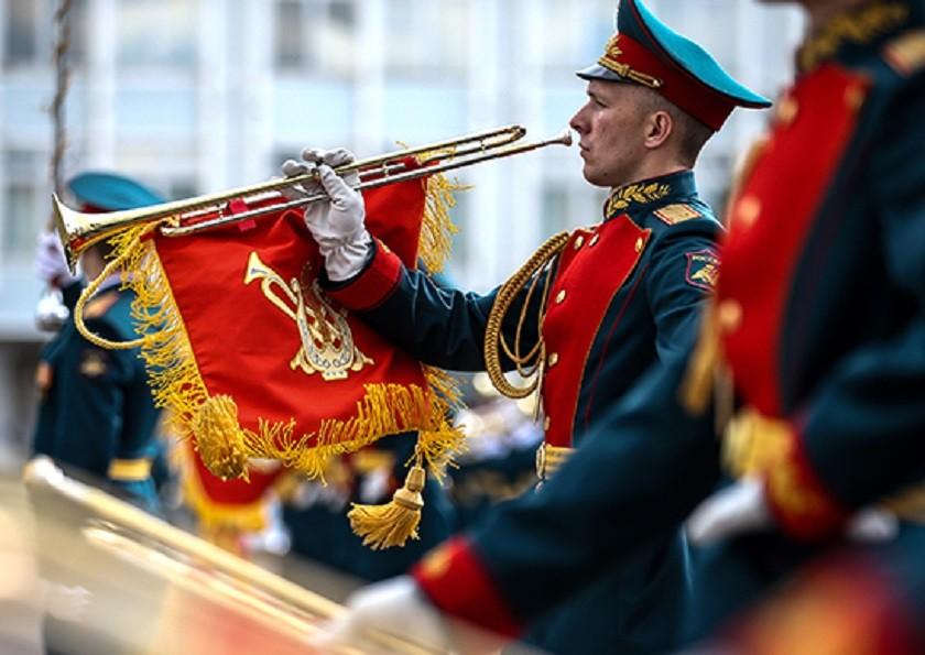День военно-оркестровой службы Вооружённых сил России