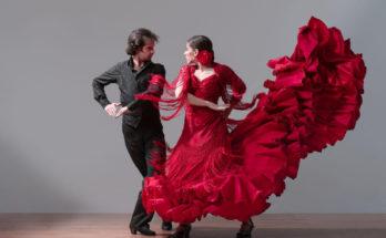 Фламенко - танец выражения страти и чувств