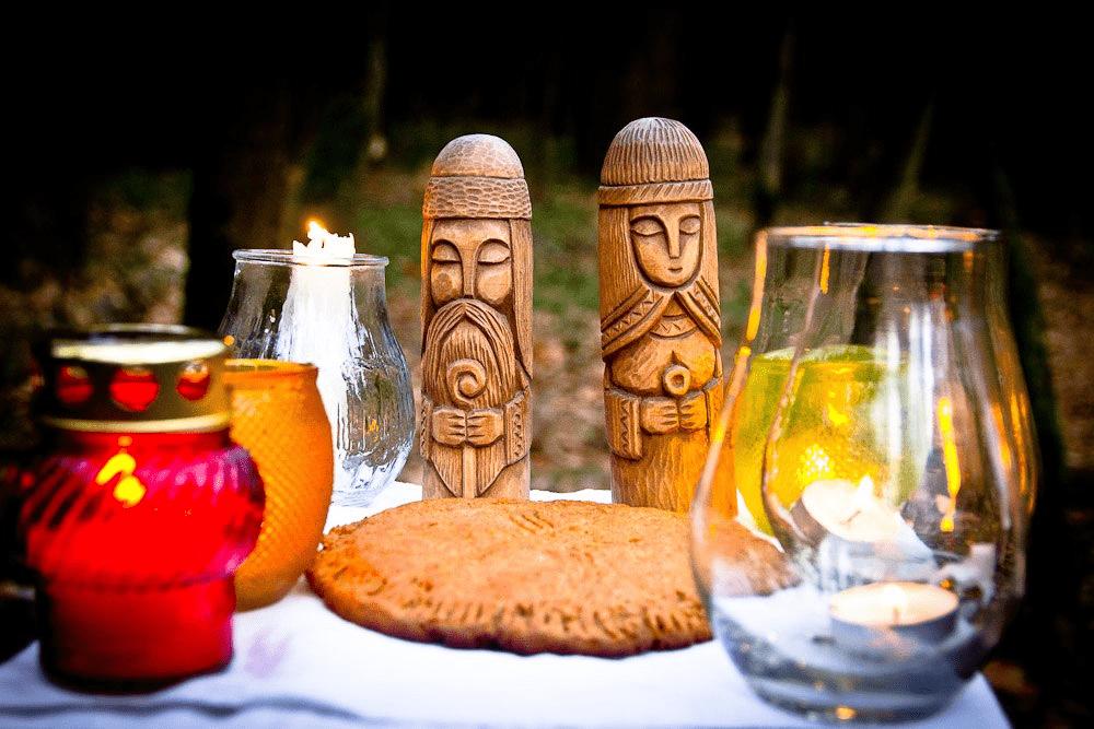 Славянский праздник - День Марены