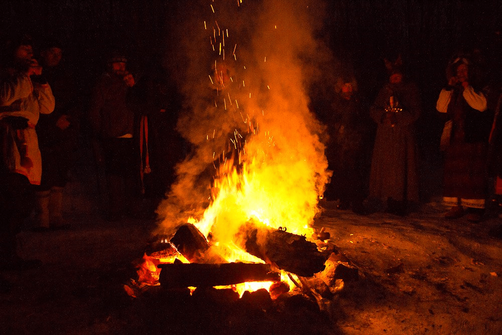 День Марены - один из важных праздников в славянском календаре