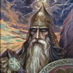 Индра - Славянский бог