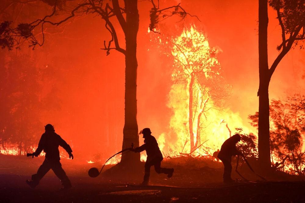 """Планета Земля """"потеряет"""" Австралию почти на век"""