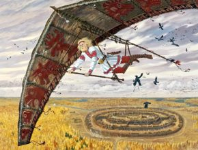 """Всеволод Иванов Цикл картин """"Ведическая Русь"""""""