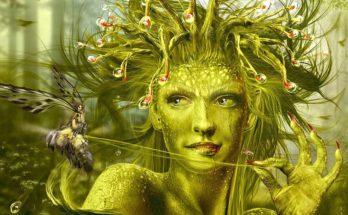Кикимора - важный мифический персонаж для словянской культуры