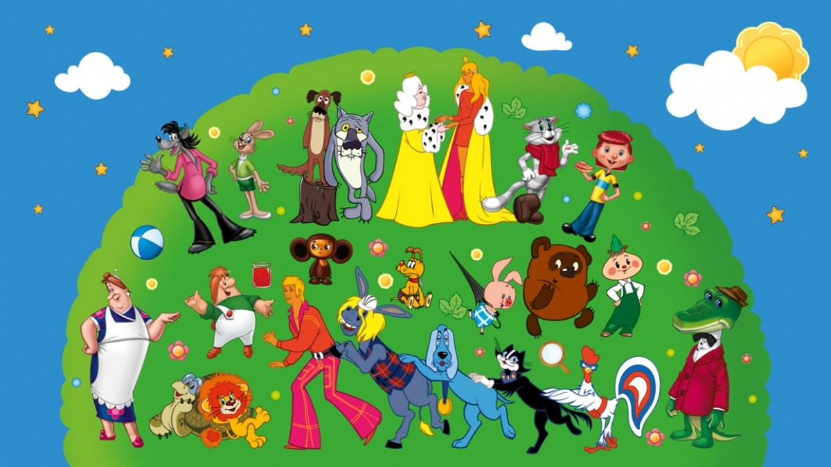 Теперь смотрим любимые мультфильмы в прямом эфире