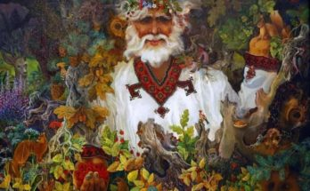 Овсень малый: Славянский новый год