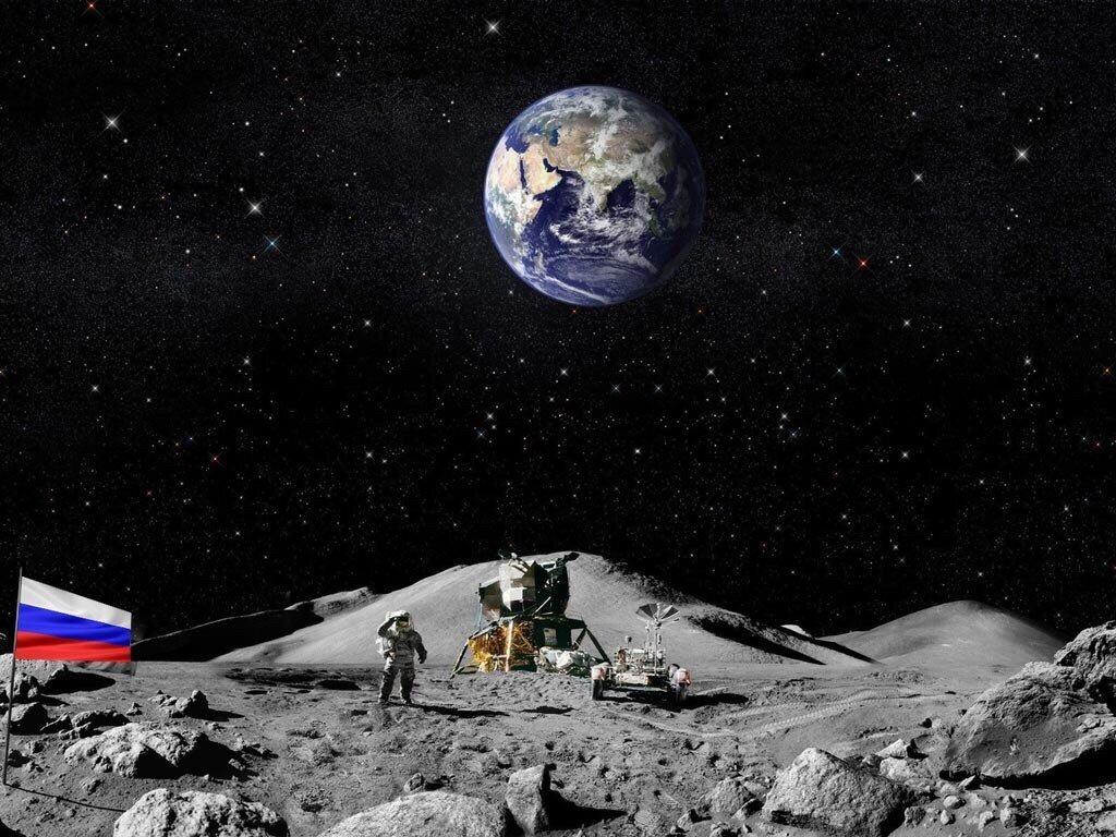 Россия запустит космический аппарат на Луну 1 октября 2021 года