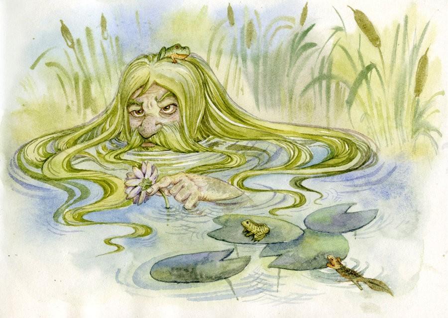 Водопол — именины Водяного