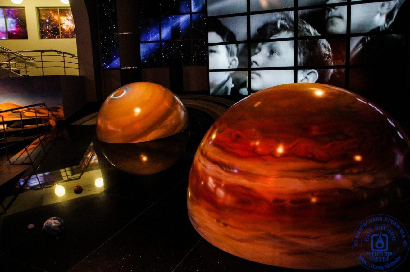 Московский планетарий подготовил программу ко дню космонавтики