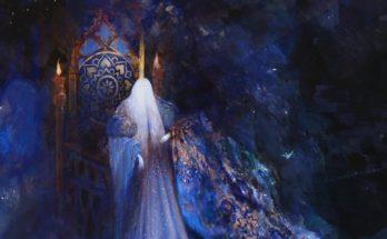 Карна - богиня скорби и печали у славян/ арт Natalia Karna
