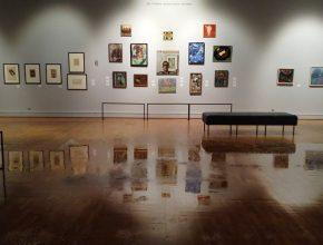Подтопленные помещения Третьяковской галереи