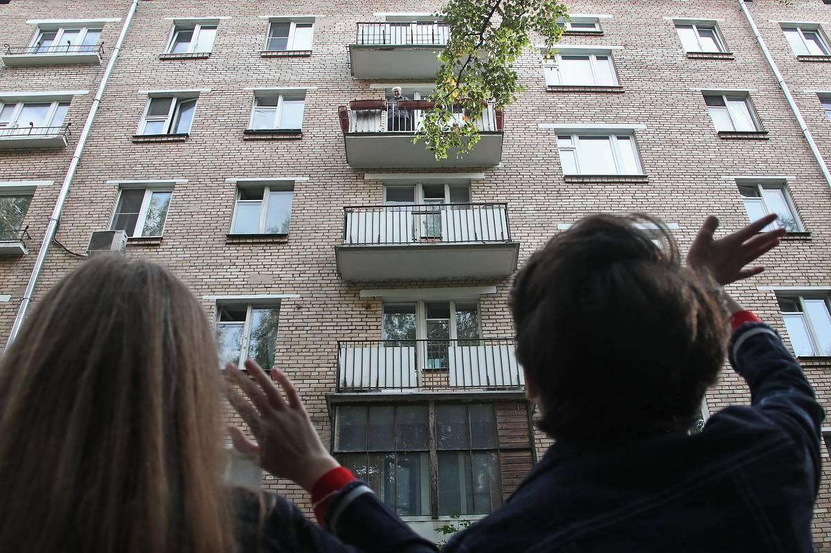 """Леонид Шварцман и детский хор """"Вулкан"""""""