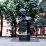 Памятник Скрябину К.И.