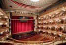 Пустующий зал Большого театра