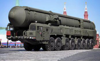 Ракетный комплекс Тополь М