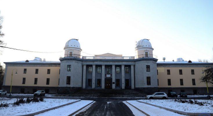 Здание ГАИ им. П.К. Штенберга