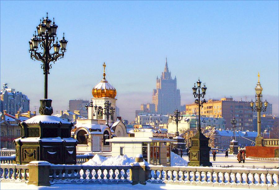Москва всегда прекрасна