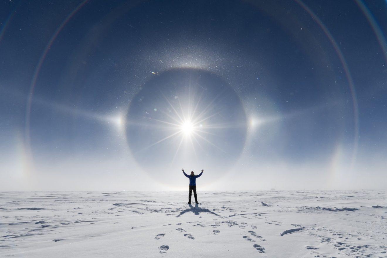 Стать свидетелем удивительного природногно феномена - настоящая удача
