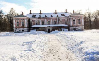 Господский дом усадьбы Ясенево