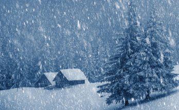 Зима в Российской глубинке