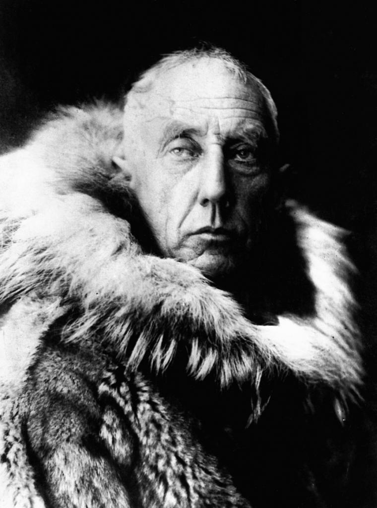 Руаль Амундсен - первооткрыватель Южного полюса земли