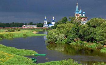 Русские просторы|©Инстаграмм
