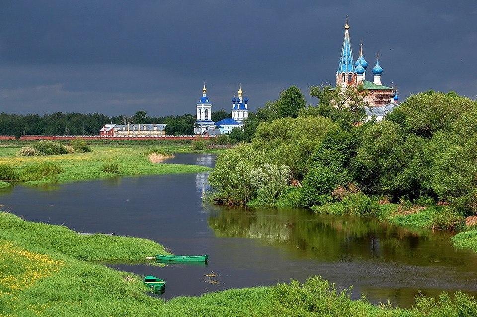 Русские просторы ©Инстаграмм