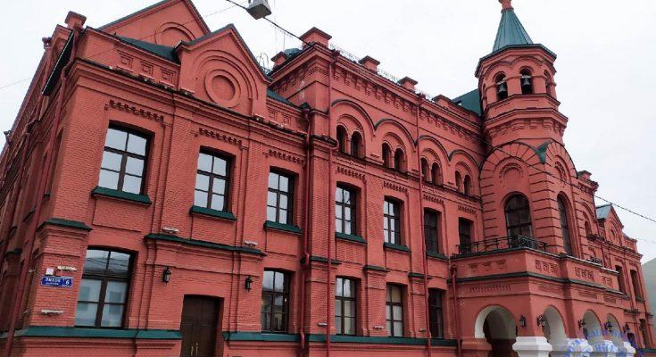 Моско́вский епархиа́льный дом — объект культурного наследия, расположенный в Лиховом переулке в Москве