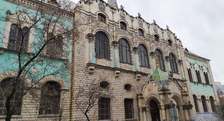 Ссудная казна — здание-достопримечательность в Настасьинском переулке города Москвы