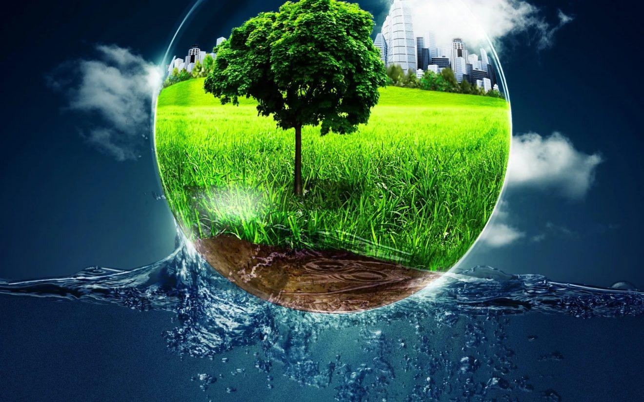 Сохраняйте природный баланс для себя и будущих поколений