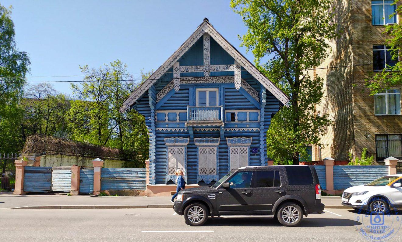 В Москве по сей день можно увидеть старинные дома