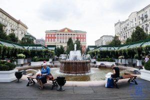 Сибирь и Алтай пришли на Тверскую площадь Москвы